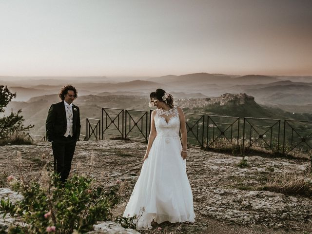 Il matrimonio di Salvo e Mariangela a Enna, Enna 71