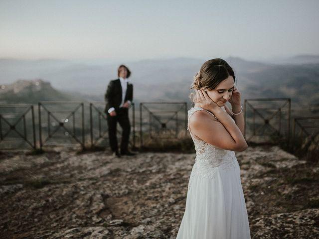 Il matrimonio di Salvo e Mariangela a Enna, Enna 72