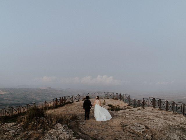 Il matrimonio di Salvo e Mariangela a Enna, Enna 73
