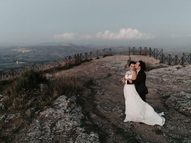 Il matrimonio di Salvo e Mariangela a Enna, Enna 75