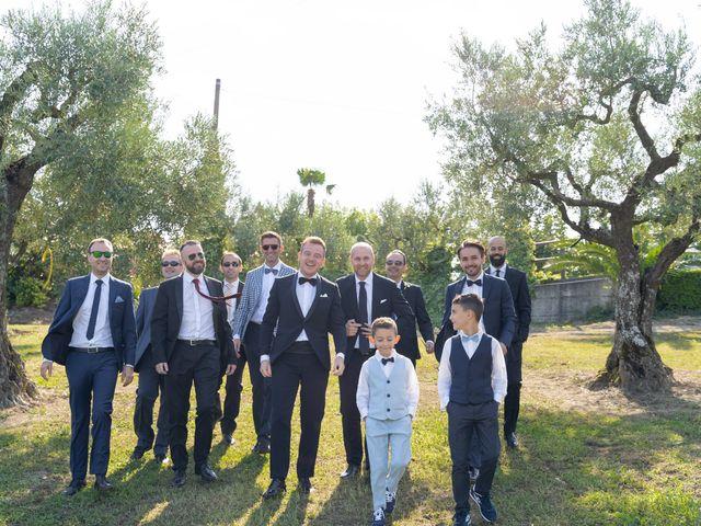 Il matrimonio di Riccardo e Rosalba a Mirabella Eclano, Avellino 24