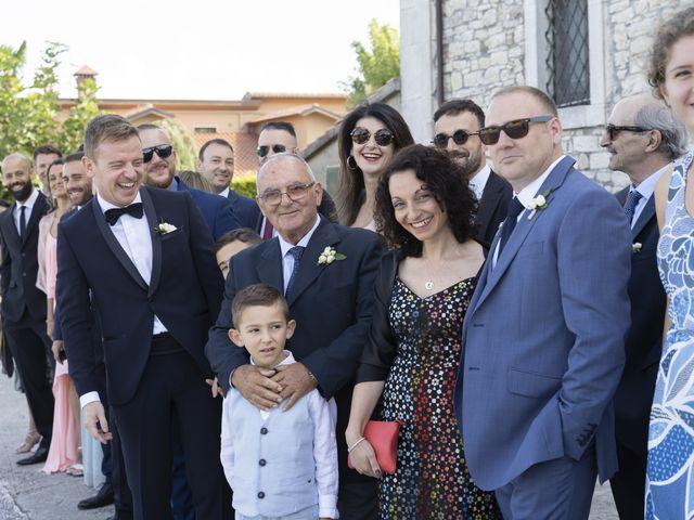 Il matrimonio di Riccardo e Rosalba a Mirabella Eclano, Avellino 27