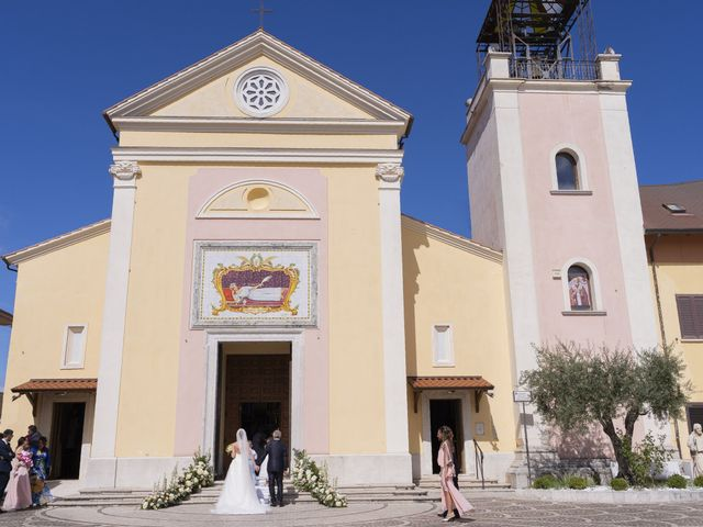 Il matrimonio di Riccardo e Rosalba a Mirabella Eclano, Avellino 30