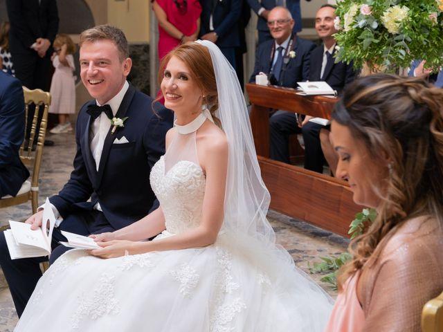 Il matrimonio di Riccardo e Rosalba a Mirabella Eclano, Avellino 34