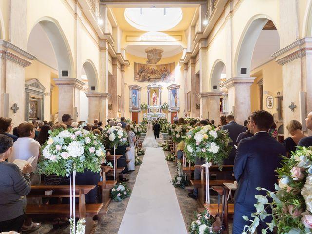 Il matrimonio di Riccardo e Rosalba a Mirabella Eclano, Avellino 35