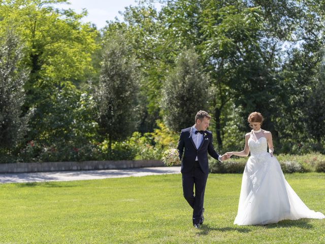 Il matrimonio di Riccardo e Rosalba a Mirabella Eclano, Avellino 42