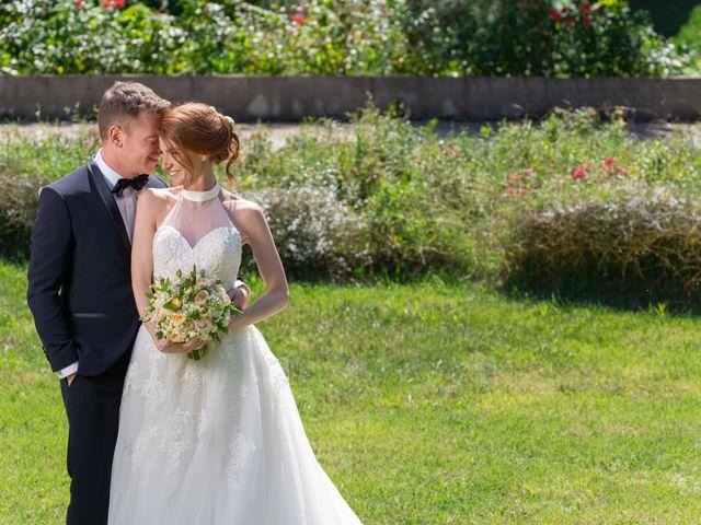 Il matrimonio di Riccardo e Rosalba a Mirabella Eclano, Avellino 45