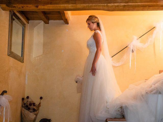 Il matrimonio di Fabrizio e Flavia a Scheggino, Perugia 10