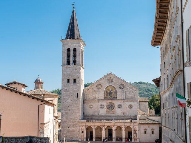 Il matrimonio di Fabrizio e Flavia a Scheggino, Perugia 19