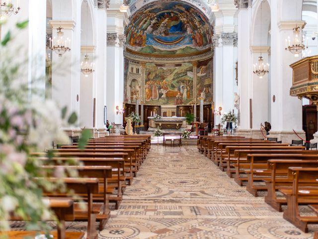 Il matrimonio di Fabrizio e Flavia a Scheggino, Perugia 20