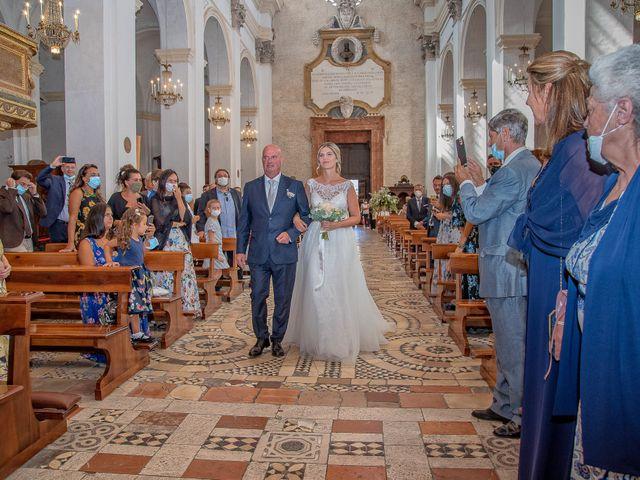 Il matrimonio di Fabrizio e Flavia a Scheggino, Perugia 23