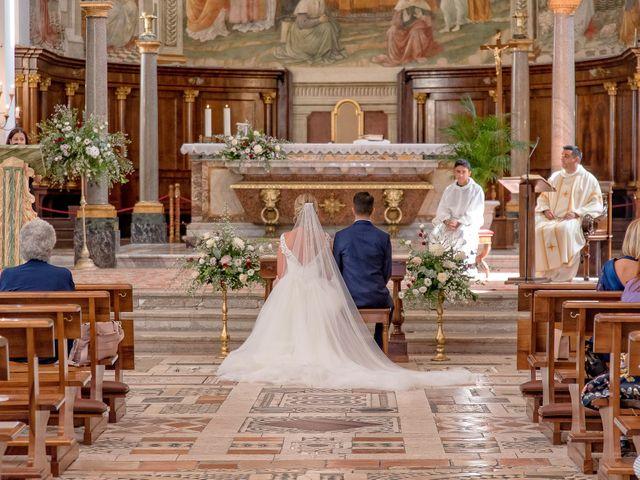 Il matrimonio di Fabrizio e Flavia a Scheggino, Perugia 24