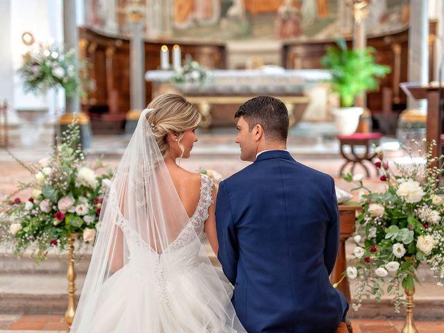 Il matrimonio di Fabrizio e Flavia a Scheggino, Perugia 26