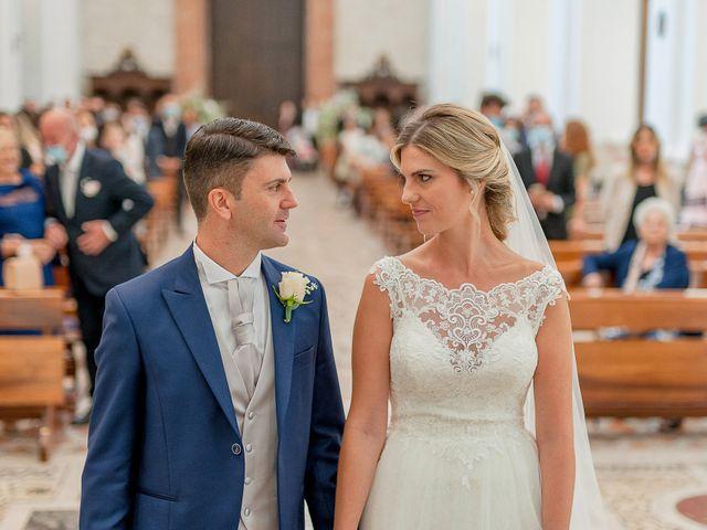 Il matrimonio di Fabrizio e Flavia a Scheggino, Perugia 27