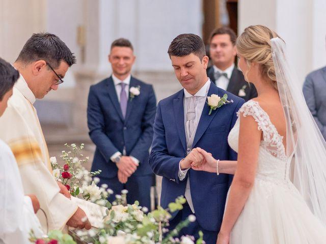 Il matrimonio di Fabrizio e Flavia a Scheggino, Perugia 28