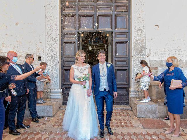 Il matrimonio di Fabrizio e Flavia a Scheggino, Perugia 31