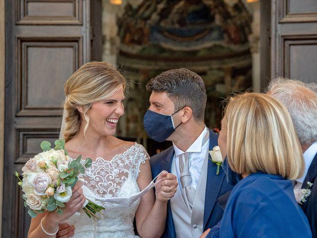 Il matrimonio di Fabrizio e Flavia a Scheggino, Perugia 32