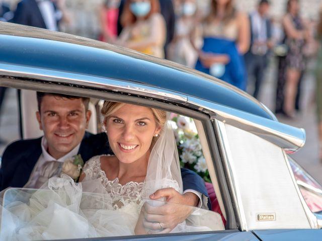 Il matrimonio di Fabrizio e Flavia a Scheggino, Perugia 1