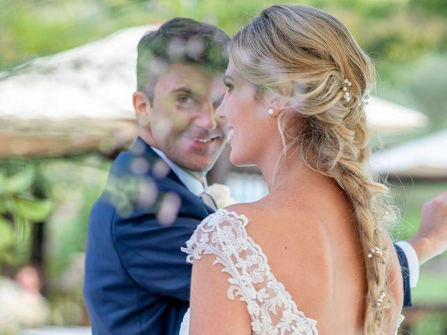 Il matrimonio di Fabrizio e Flavia a Scheggino, Perugia 35