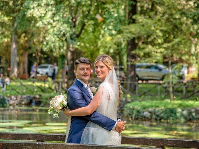 Il matrimonio di Fabrizio e Flavia a Scheggino, Perugia 37