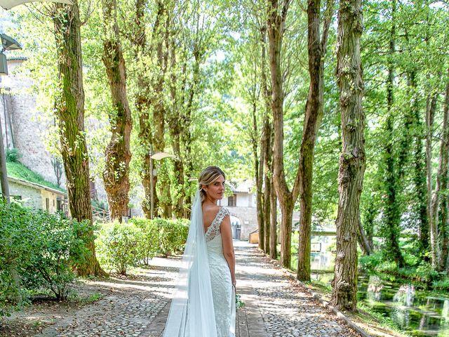 Il matrimonio di Fabrizio e Flavia a Scheggino, Perugia 39