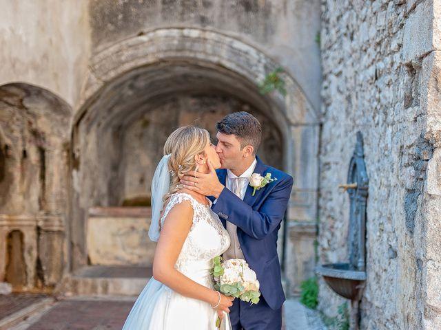 Le nozze di Flavia e Fabrizio
