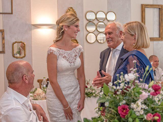 Il matrimonio di Fabrizio e Flavia a Scheggino, Perugia 53