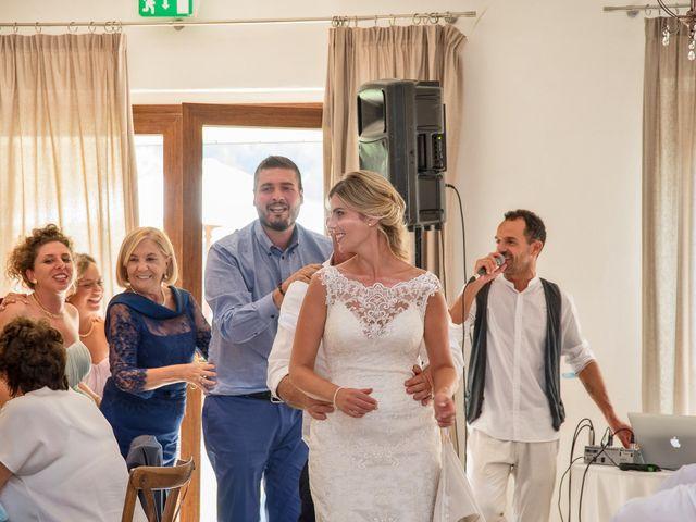 Il matrimonio di Fabrizio e Flavia a Scheggino, Perugia 56