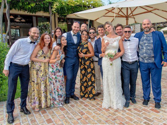 Il matrimonio di Fabrizio e Flavia a Scheggino, Perugia 65