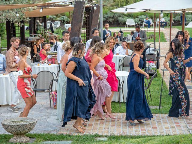 Il matrimonio di Fabrizio e Flavia a Scheggino, Perugia 69