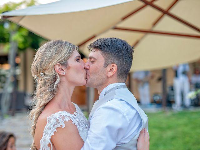 Il matrimonio di Fabrizio e Flavia a Scheggino, Perugia 70