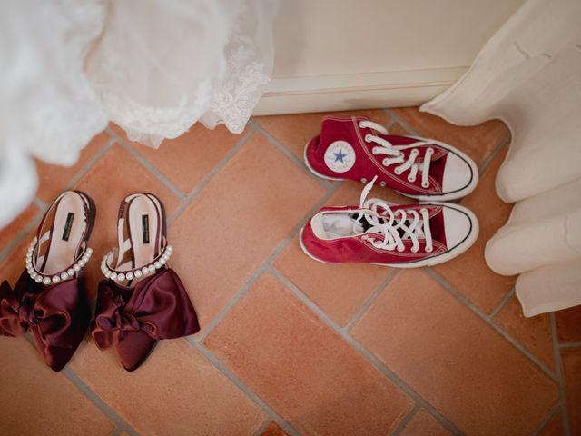 Il matrimonio di Andrea e Francesca a Scandiano, Reggio Emilia 8