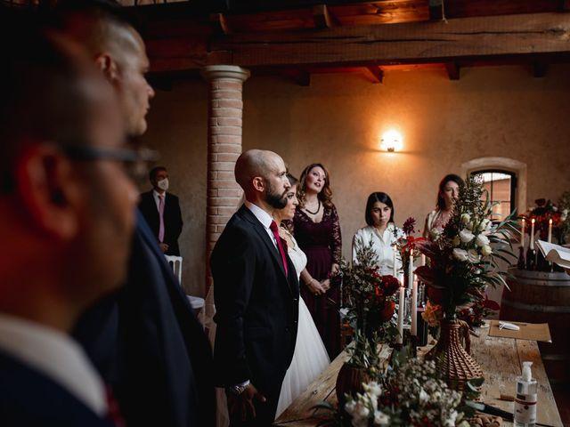 Il matrimonio di Andrea e Francesca a Scandiano, Reggio Emilia 36