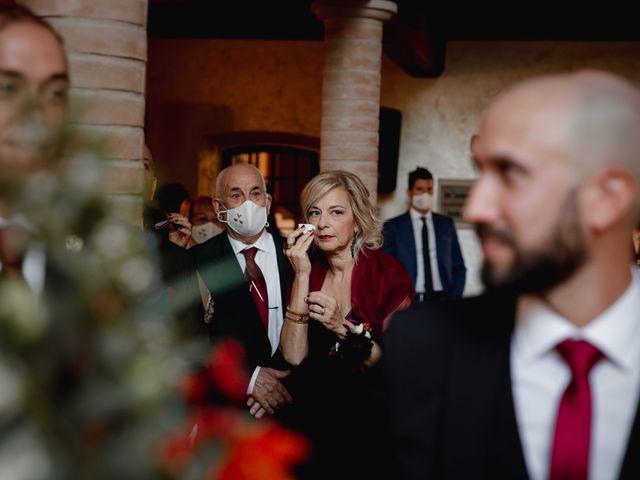 Il matrimonio di Andrea e Francesca a Scandiano, Reggio Emilia 38