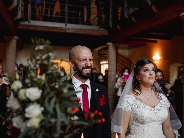 Il matrimonio di Andrea e Francesca a Scandiano, Reggio Emilia 39
