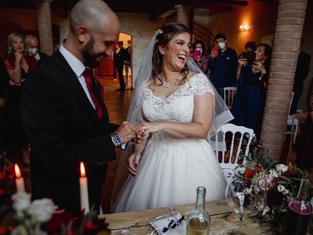 Il matrimonio di Andrea e Francesca a Scandiano, Reggio Emilia 43