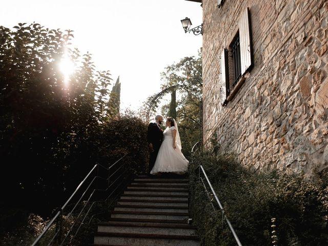 Il matrimonio di Andrea e Francesca a Scandiano, Reggio Emilia 54