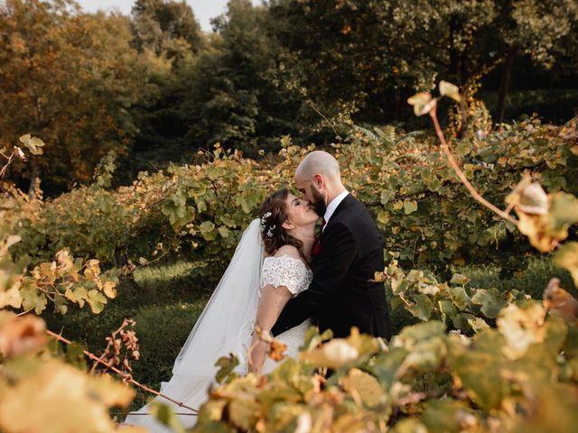 Il matrimonio di Andrea e Francesca a Scandiano, Reggio Emilia 60