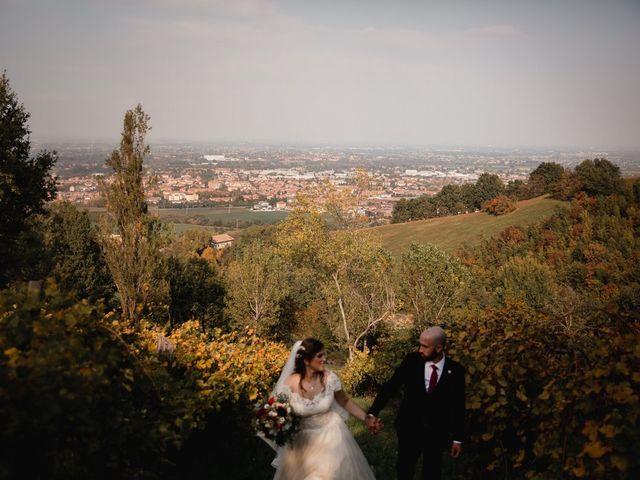 Il matrimonio di Andrea e Francesca a Scandiano, Reggio Emilia 63