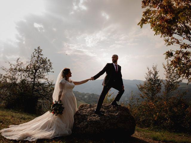 Il matrimonio di Andrea e Francesca a Scandiano, Reggio Emilia 64