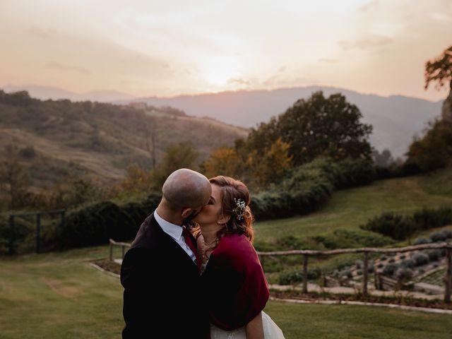 Il matrimonio di Andrea e Francesca a Scandiano, Reggio Emilia 79
