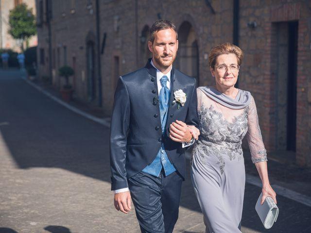 Il matrimonio di Laura e Giovanni a Pitigliano, Grosseto 8