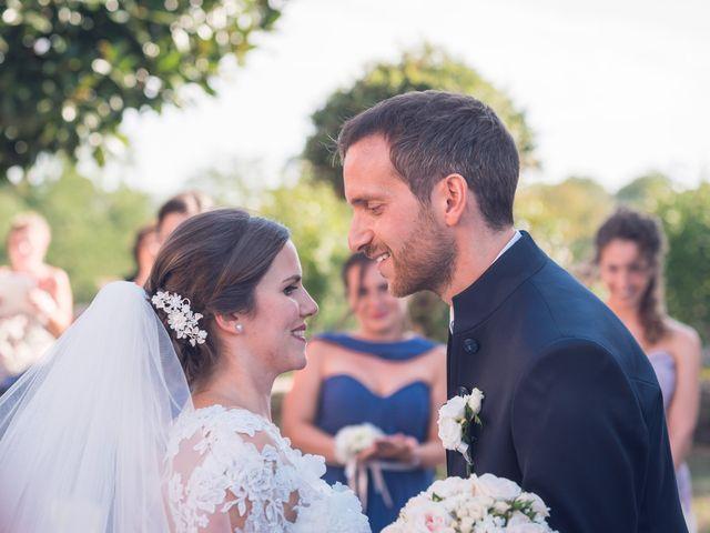 Il matrimonio di Laura e Giovanni a Pitigliano, Grosseto 13