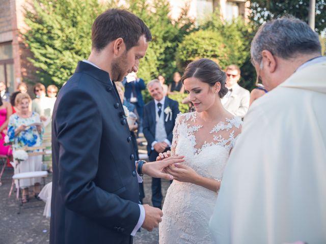 Il matrimonio di Laura e Giovanni a Pitigliano, Grosseto 16