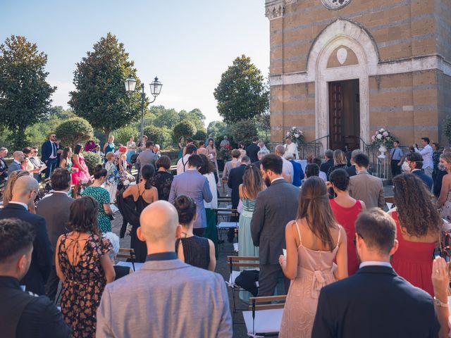 Il matrimonio di Laura e Giovanni a Pitigliano, Grosseto 17
