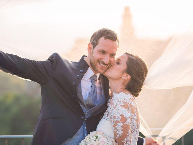 Il matrimonio di Laura e Giovanni a Pitigliano, Grosseto 20