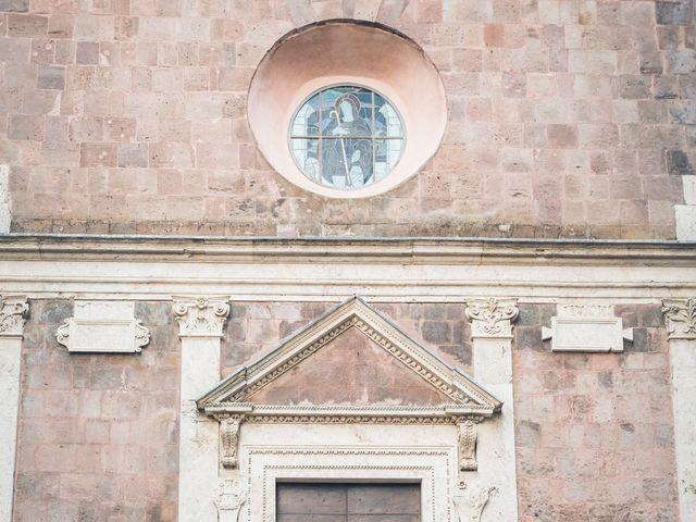 Il matrimonio di Laura e Giovanni a Pitigliano, Grosseto 24