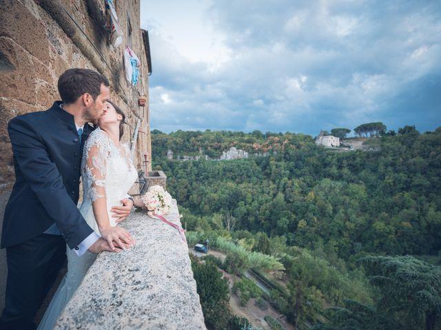Il matrimonio di Laura e Giovanni a Pitigliano, Grosseto 25