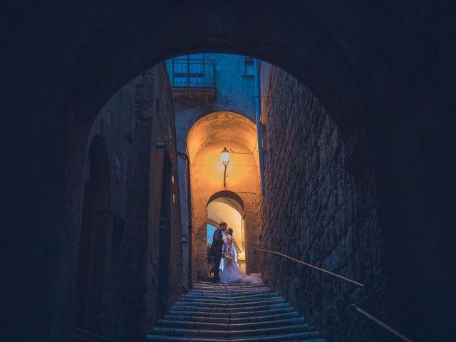Il matrimonio di Laura e Giovanni a Pitigliano, Grosseto 26