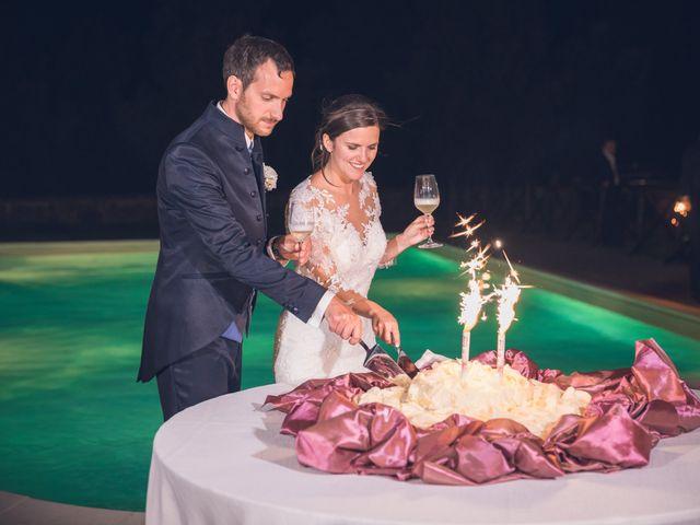 Il matrimonio di Laura e Giovanni a Pitigliano, Grosseto 33